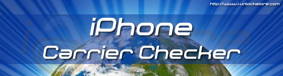 IMEI Carrier Checker